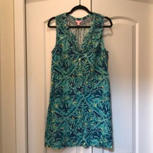 LilyP sleeveless dress - like new